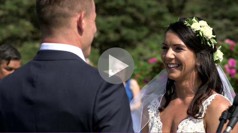 """Try to watch this couple without tearing up. See Leroy & Kayla on Where to """"I Do"""" by Gusto TV"""