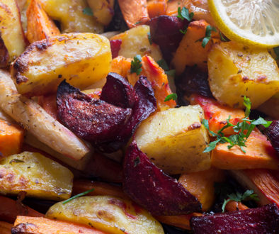 The Side-Dish King: Vegetable hodge-Podge